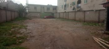 Bareland  Fenced with Gate on Tarred Road, Off Orelope Street., Egbeda, Alimosho, Lagos, Mixed-use Land for Sale