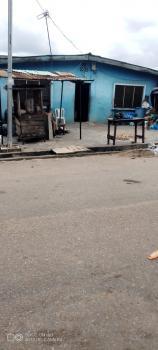 a Full Plot of Land (60x120) with Demolishable Tenement Bungalow Etc, Adepeju Estate, Mangoro Bus Stop, Mangoro, Ikeja, Lagos, Residential Land for Sale