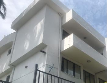 Very Spacious 3 Bedroom Flat Serviced with Generator in a Serene Area, Asokoro District, Abuja, Flat / Apartment for Rent