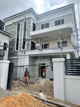 Super Luxury 4 Bedroom Duplex on 2 Floors with Terrace, Crystal Views Estate Off Golf Estate, Port Harcourt, Rivers, Detached Duplex for Sale