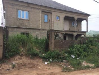 2 Nos of 3 Bedrooms Flat on Half Plot of Land, Adegbose Estate Oluodo, Ebute, Ikorodu, Lagos, Block of Flats for Sale