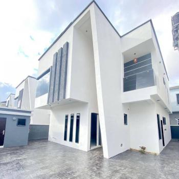 Contemporary 4 Bedroom Fully Detached Duplex Available, Lekki, Ajah, Lagos, Detached Duplex for Sale