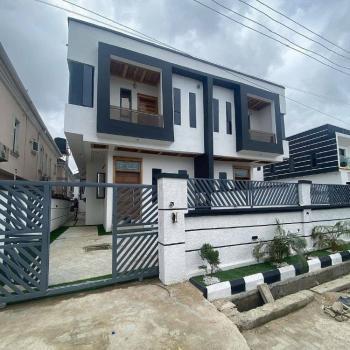 4 Bedroom Semi Detached Duplex Available, Lekki, Ajah, Lagos, Detached Duplex for Sale