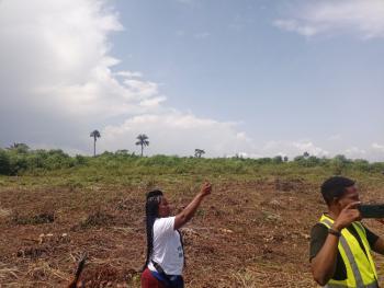 Woodland Estate. Ember Promo, Odogbawojo, Epe, Lagos, Mixed-use Land for Sale