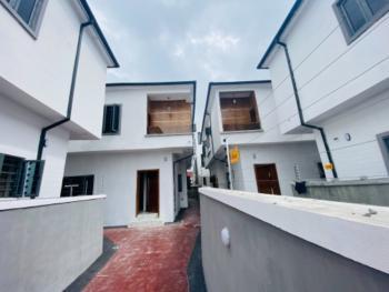 Beautiful 4 Bedroom Semi Detached Duplex with a Domestic Room, Before Chevron, Lekki Expressway, Lekki, Lagos, Semi-detached Duplex for Sale
