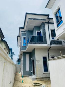 Lovely 4 Bedroom Semi Detached Duplex with a Domestic Room, Before Chevron, Lekki Expressway, Lekki, Lagos, Semi-detached Duplex for Sale