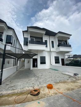 Luxury 4 Bedrooms Semi Detached Duplex, Osapa London, Lekki, Lagos, House for Rent