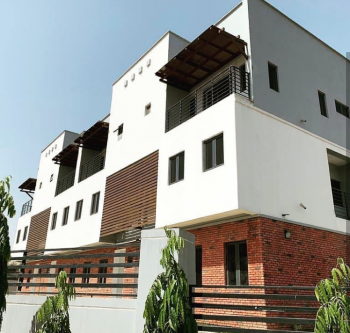 4 Bedrooms Terrace Duplex, By Turkish Hospital, Mbora (nbora), Abuja, Terraced Duplex for Sale