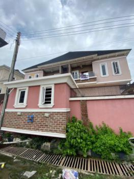 Luxury 4 Bedrooms Semi Detached Duplex, Osapa, Osapa, Lekki, Lagos, House for Rent
