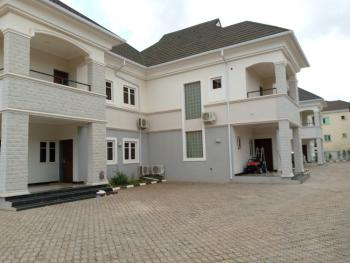 Serviced and Tastefully Finished 4 Bedroom Terraced Duplex with Bq, Life Camp, Abuja, Terraced Duplex for Rent