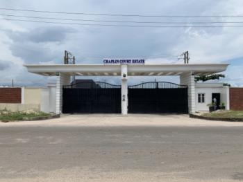 637 Sqm Plot of Land, Chaplin Court Estate, Ogombo Road Opposite Lekki Scheme-2, Ajah, Lagos, Residential Land for Sale