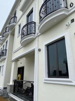 Luxury 3 Bedroom Semidetached House Plus Bq, Cowrie Creek Estate / Spar Road, Ikate Elegushi, Lekki, Lagos, Semi-detached Duplex for Sale