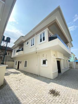 Spacious Brand New 5 Bedroom Fully Detached Duplex with a Room Bq, Ajah, Lagos, Detached Duplex for Rent