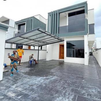 Tastefully Finished and Spacious 5 Bedroom Detached House with Boys Quatre, Lekki Lagos., Agungi, Lekki, Lagos, Detached Duplex for Sale