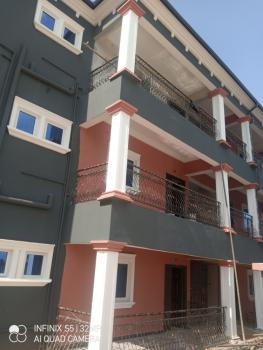 Newly Built and Standard Two Bedroom Apartment with Modern Facilities, Off Eliozu Rd Close to Market Square in Rupukwu Roundabout, Eliozu, Port Harcourt, Rivers, Flat / Apartment for Rent