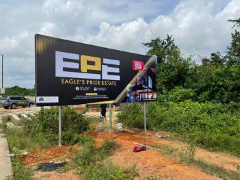 Affordable and Super Secure, Dry Land Facing The Expressway, Epe, Lagos, Mixed-use Land for Sale
