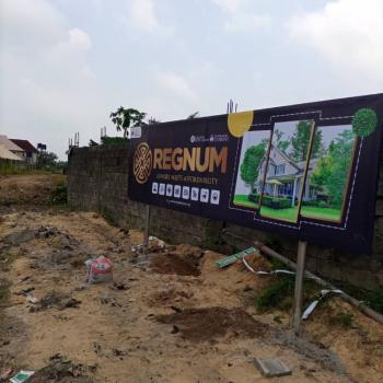 Luxury Most Affordable C of O Plot of Land in a Well Secure & Serenity, Eputu-london, Bogije,, Ibeju Lekki, Lagos, Mixed-use Land for Sale