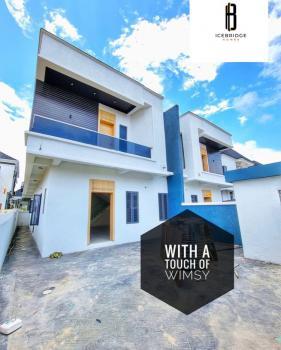 Nicely Built Spacious 4 Bedroom Semi Detached Duplex, Ikota, Lekki, Lagos, Semi-detached Duplex for Sale