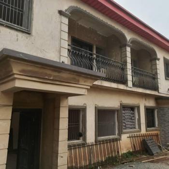 a Newly Built 4 Bedroom Terrace Duplex with a Room Bq, Gra, Ogudu, Lagos, Terraced Duplex for Sale