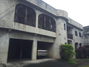 Well Located and Durably Built 7 Bedroom Detached Duplex with Bq, Physiciatric Road / Rumuigbo, Port Harcourt, Rivers, Detached Duplex for Sale