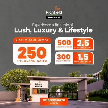Richfield Garden Phase 2, Midgal, Abeokuta South, Ogun, Mixed-use Land for Sale