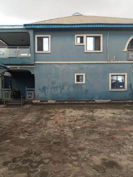 5 Bedroom Duplex Setback on a Full Plot with C of O, Emmanuel Osakwe Street Unity Estate Egbeda, Alimosho, Lagos, House for Sale