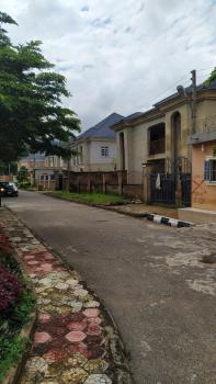 4 Bedroom Carcass Duplex, Hillview Estate, Life Camp, Abuja, Detached Duplex for Sale