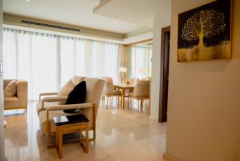 Luxurious 3 Bedroom Serviced Apartment, Victoria Island, Eko Atlantic City, Lagos, Self Contained (single Rooms) Short Let