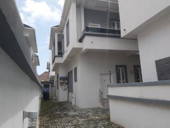 Well Maintained and Spacious 4 Bedroom Semi Detached House with Bq, White Oak Estate, Ologolo, Lekki, Lagos, Semi-detached Duplex for Rent