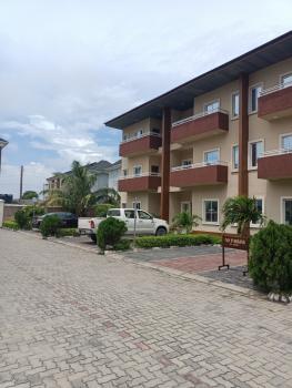 New 4 Bedroom Terrace Duplex in a Mini Service Estate with 24hrs Light, Atlantic Garden Estate, Ikate, Lekki, Lagos, Terraced Duplex for Sale