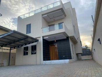 Brand 5 Detached House with 3 Living Rooms Plus Rooftop Lounge & Bq, Lekki Phase 1, Lekki, Lagos, Detached Duplex for Sale