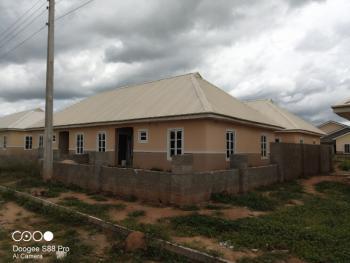 2 Bedroom Bungalow, Woodhill Estate. Behind Madonna Secondary Sch, Kuchiyako Layout, Kuje, Abuja, Semi-detached Bungalow for Sale