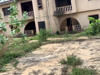 4 Nos of 3 Bedroom Flats Setback with C of O, Olayemi Bus Stop, Ayobo, Lagos, Block of Flats for Sale