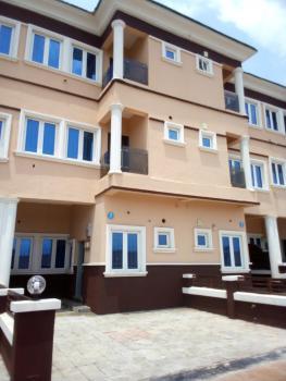 Amazing 4 Bedrooms & Bq, Jahi, Abuja, Terraced Duplex for Rent