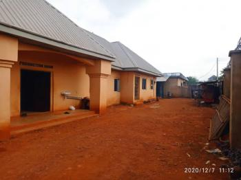 Pure Water Factory Developed on 1,100sqm of Land, Behind El-taraba Estate, Barracks, Nsukka, Enugu, Factory for Sale