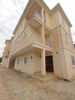 Very Neat 4 Bedroom Terrace Duplex, Jahi, Abuja, Terraced Duplex for Rent