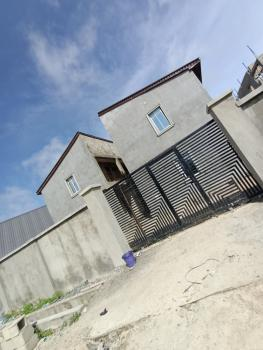 Newly Built  Room Self Contained with Its Own Kitchen, United Estate., Sangotedo, Ajah, Lagos, Self Contained (single Rooms) for Rent