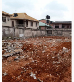 Empty Landed Property, Gra Phase 2, Magodo, Lagos, Residential Land for Sale