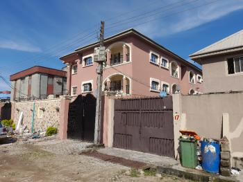 Super Solid & Fully Renovated Block of 6 Flat of 3 Bedroom in an Estate, Century, Ago Palace, Isolo, Lagos, Block of Flats for Sale