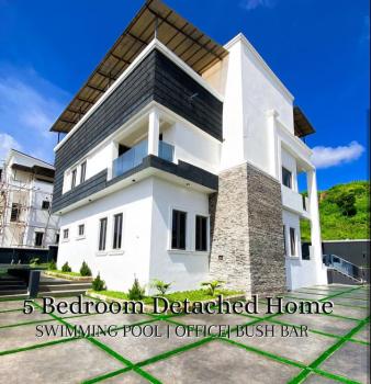 Luxury 5 Bedrooms Detached Duplex, Guzape District, Abuja, Detached Duplex for Sale