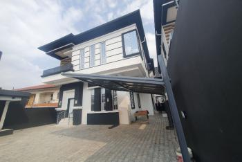 Exquisite, Brand New 4 Bedroom Detached House with Boys Quarter, Ikota, Lekki, Lagos, Detached Duplex for Sale