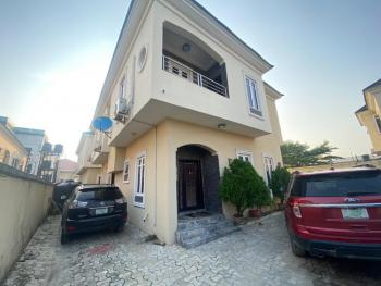 Well Built and Spacious 5 Bedroom Detached House with Bq, Off Agungi Road, Agungi, Lekki, Lagos, Detached Duplex for Sale