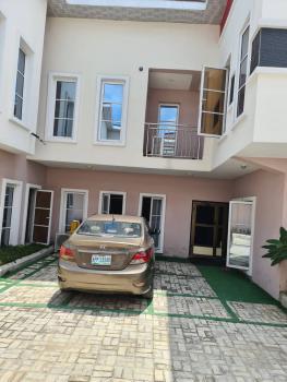 4 Bedrooms Semi Detached Duplex, By Petrocam Filling Station, Lekki Phase 1, Lekki, Lagos, Semi-detached Duplex for Sale