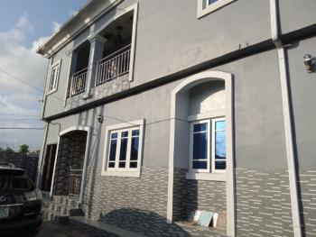 Tastefully Finished Two Bedroom Flat, 25th Anniversary Estate, Off Idoro Road, Uyo, Akwa Ibom, House for Rent