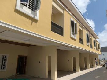 Lovely 4 Bedroom Terrace Duplex in a Prime Location, Chevron Alternatively Route, Lekki, Lagos, Terraced Duplex for Rent