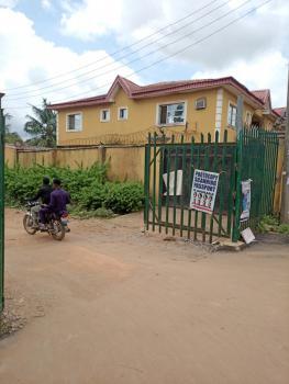 Block of Executive 4 Flats on Tarred Road, Off Lanre Bus Stop Lasu Igando Isheri Road, Alimosho, Lagos, Block of Flats for Sale