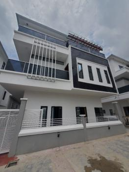 Luxury 5 Bedroom Detached Duplex with 1bq, Kusenla Chisco, Ikate Elegushi, Lekki, Lagos, Detached Duplex for Sale