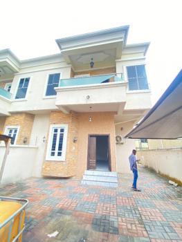 a Lovely  4 Bedroom Semi Detached Duplex, Bridgegate Estate, Agungi, Lekki, Lagos, Semi-detached Duplex for Rent