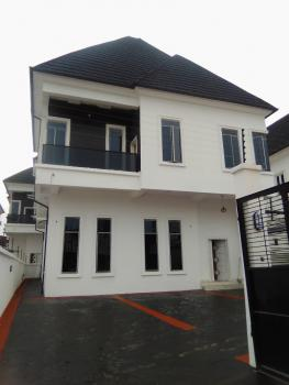 Newly Built 5bedroom Fully  Detached Duplex with Bq, in a Well Secured Estate at Chevron, Lekki Phase 2, Lekki, Lagos, Detached Duplex for Sale