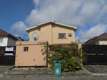 3 Bedroom Terraced Duplex + Bq, Vgc, Lekki, Lagos, Terraced Duplex for Rent